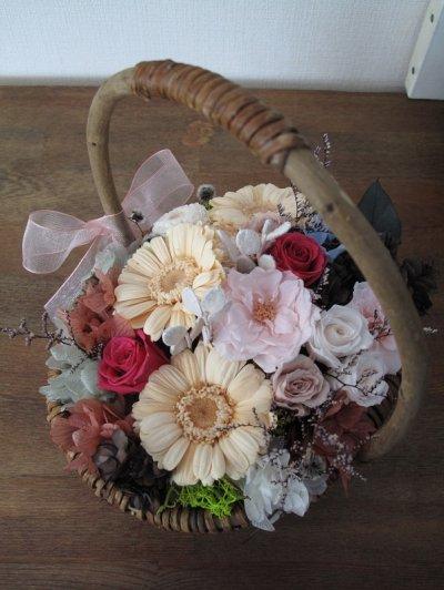 画像2: 「恋する乙女に贈る花」