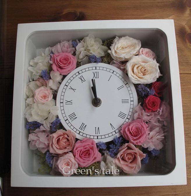 画像1: 素敵な日々になりますように【花時計】 (1)
